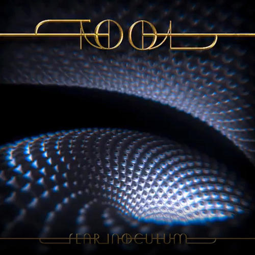TOOL - Fear Inoculum cover