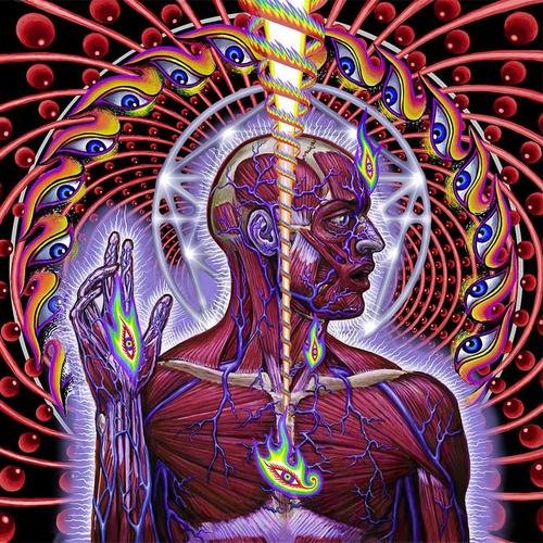 TOOL - Lateralus cover