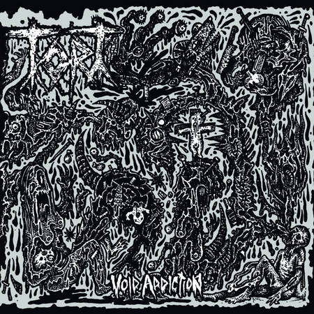TORT - Void Addiction cover