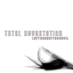 TOTAL DEVASTATION - Left Hand Of The Devil cover