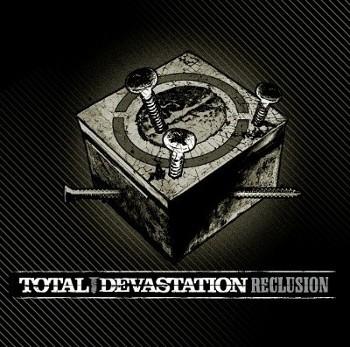 TOTAL DEVASTATION - Reclusion cover