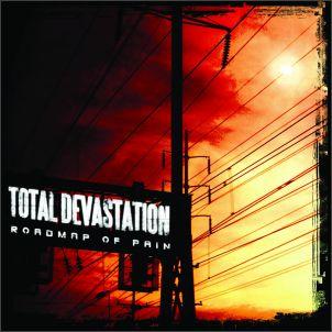 TOTAL DEVASTATION - Roadmap Of Pain cover