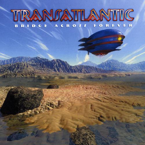 TRANSATLANTIC - Bridge Across Forever cover