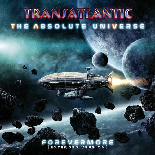 TRANSATLANTIC - The Absolute Universe - Forevermore cover