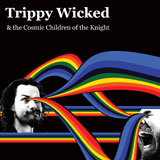 TRIPPY WICKED & THE COSMIC CHILDREN OF THE KNIGHT - Imaginarianism cover