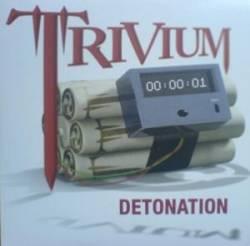 TRIVIUM - Detonation cover