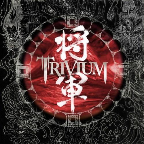 TRIVIUM - Shogun cover