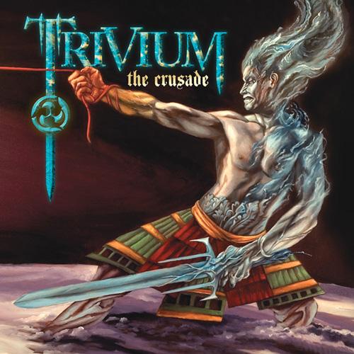 TRIVIUM - The Crusade cover