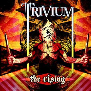 TRIVIUM - The Rising cover