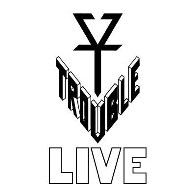TROUBLE - Live 1983 cover