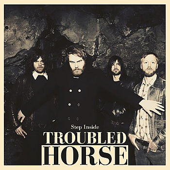 TROUBLED HORSE - Step Inside cover