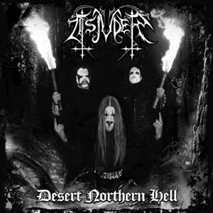 TSJUDER - Desert Northern Hell cover
