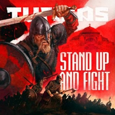 TURISAS - Stand Up and Fight cover