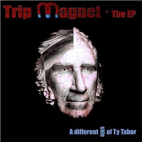 TY TABOR - Trip Magnet: The Different Side Of Ty Tabor cover
