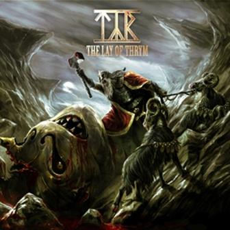 TÝR - The Lay of Thrym cover
