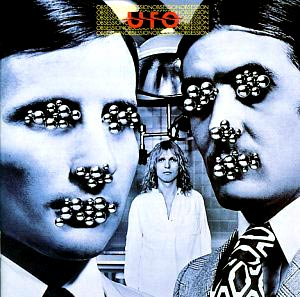 UFO - Obsession cover