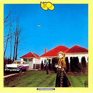 UFO - Phenomenon cover