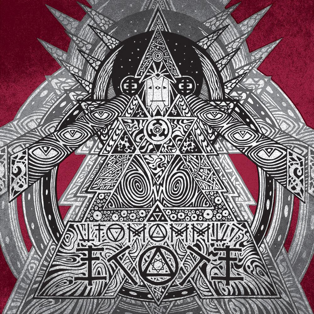 UFOMAMMUT - Ecate cover