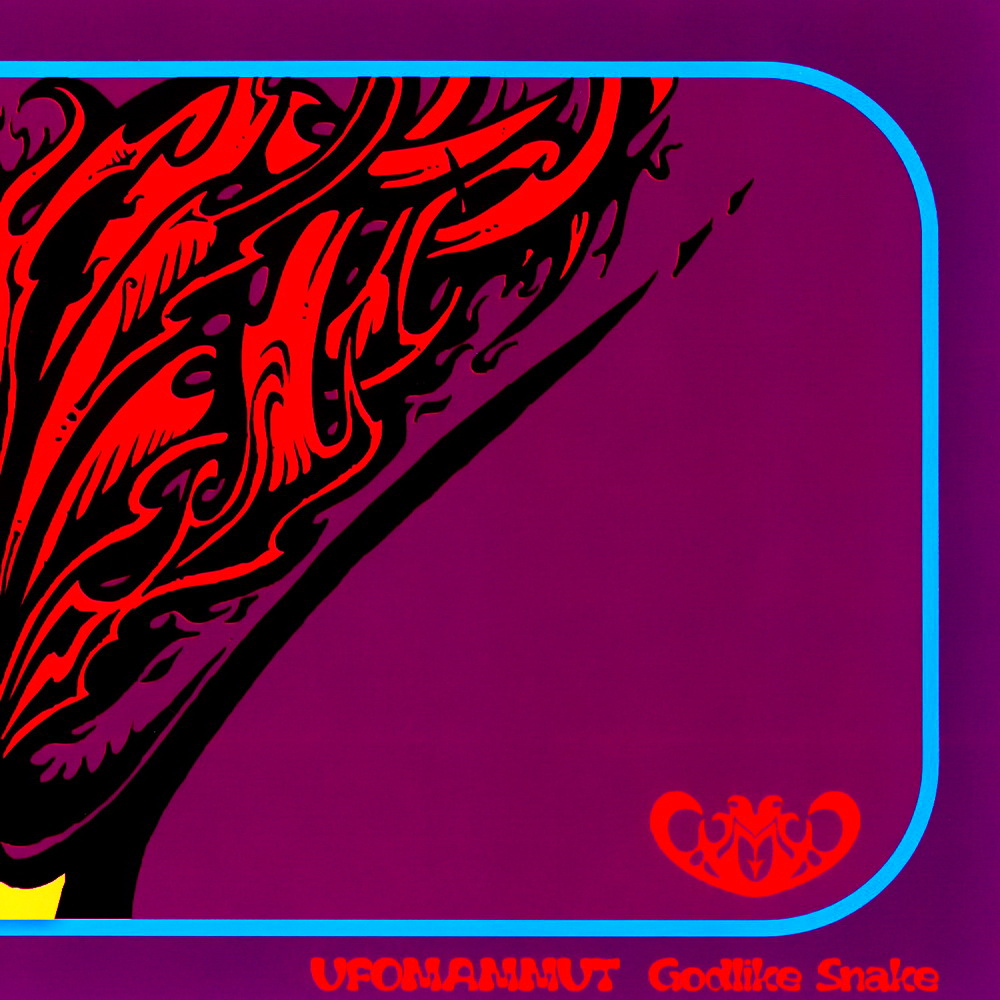UFOMAMMUT - Godlike Snake cover