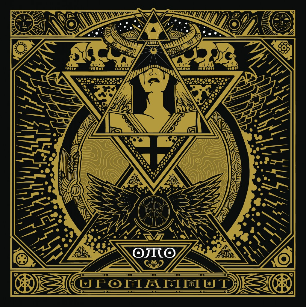 UFOMAMMUT - Oro: Opus Alter cover