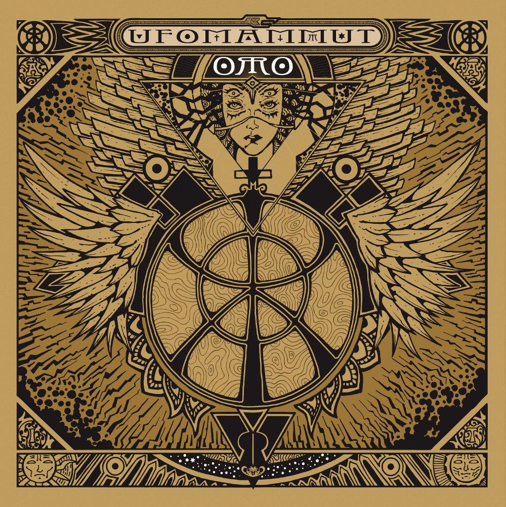 UFOMAMMUT - Oro: Opus Primum cover