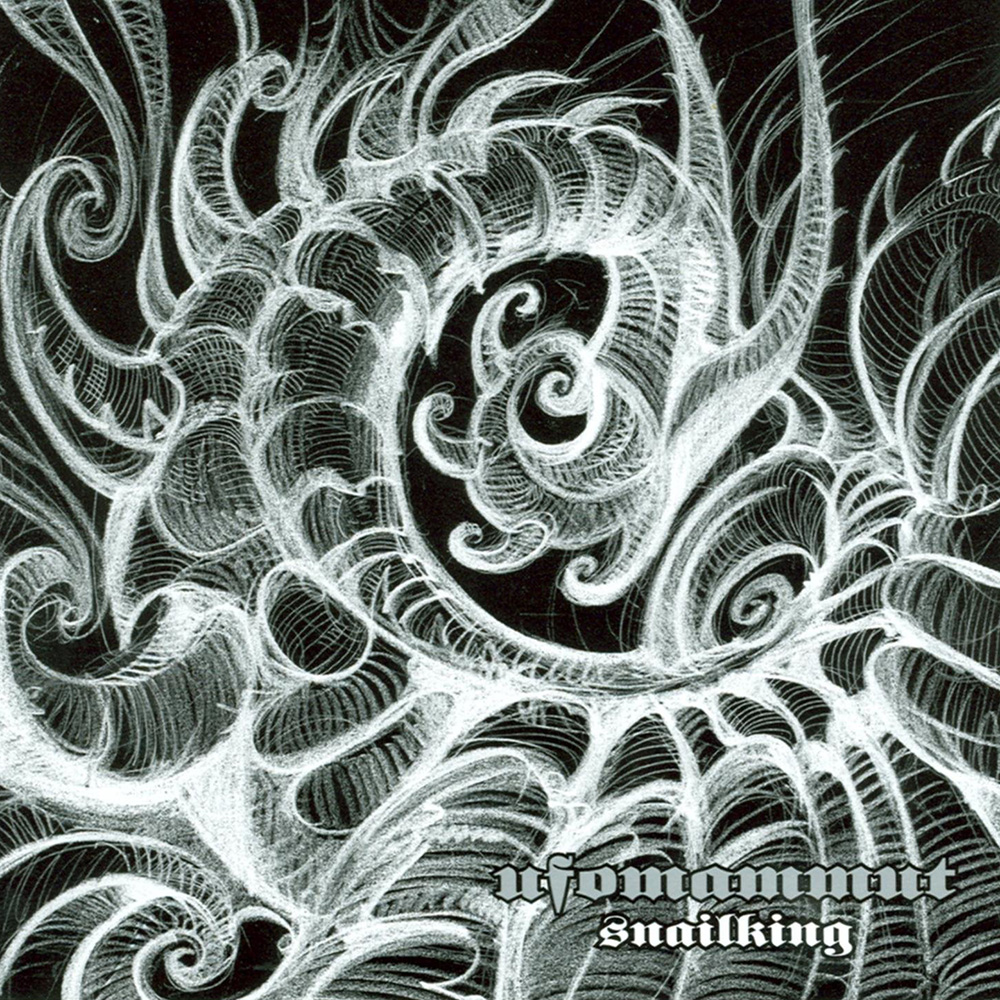 UFOMAMMUT - Snailking cover