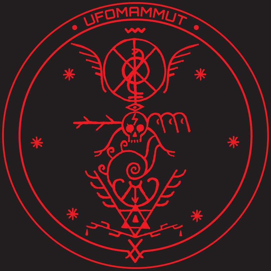 UFOMAMMUT - XV: Magickal Mastery Live cover