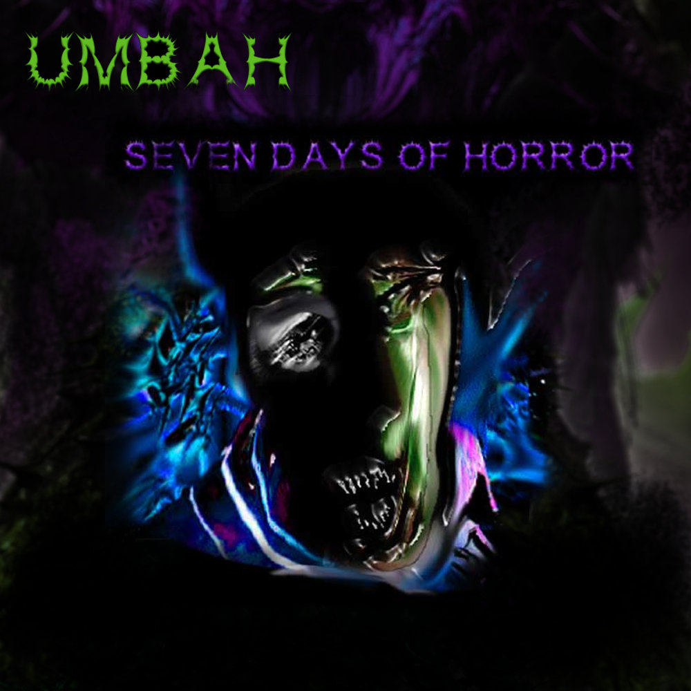 UMBAH - 7 Days of Horror cover