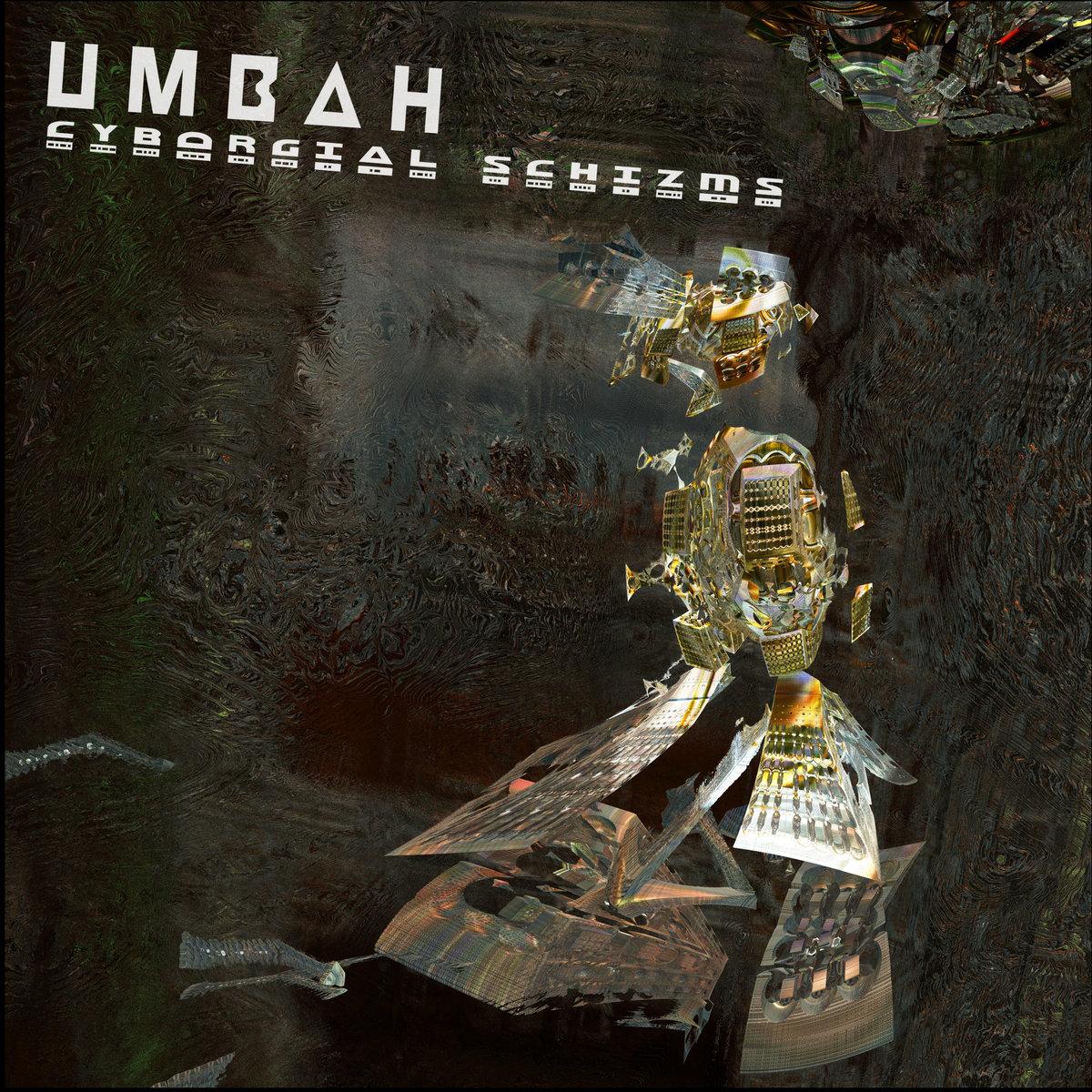 UMBAH - Cyborgial Schizms cover