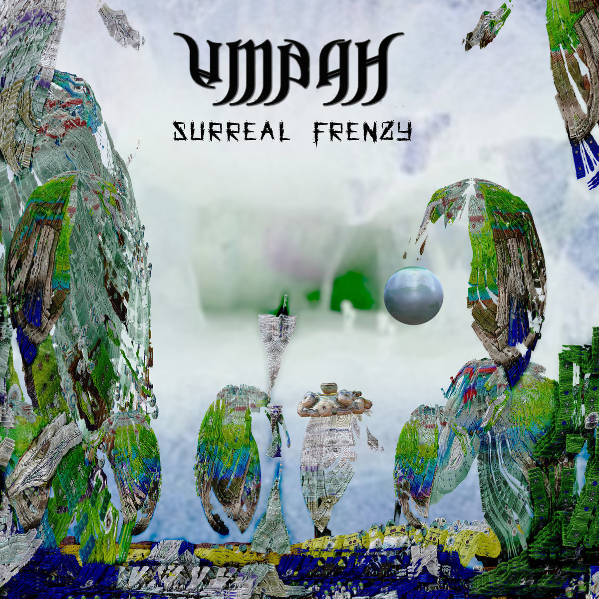UMBAH - Surreal Frenzy cover