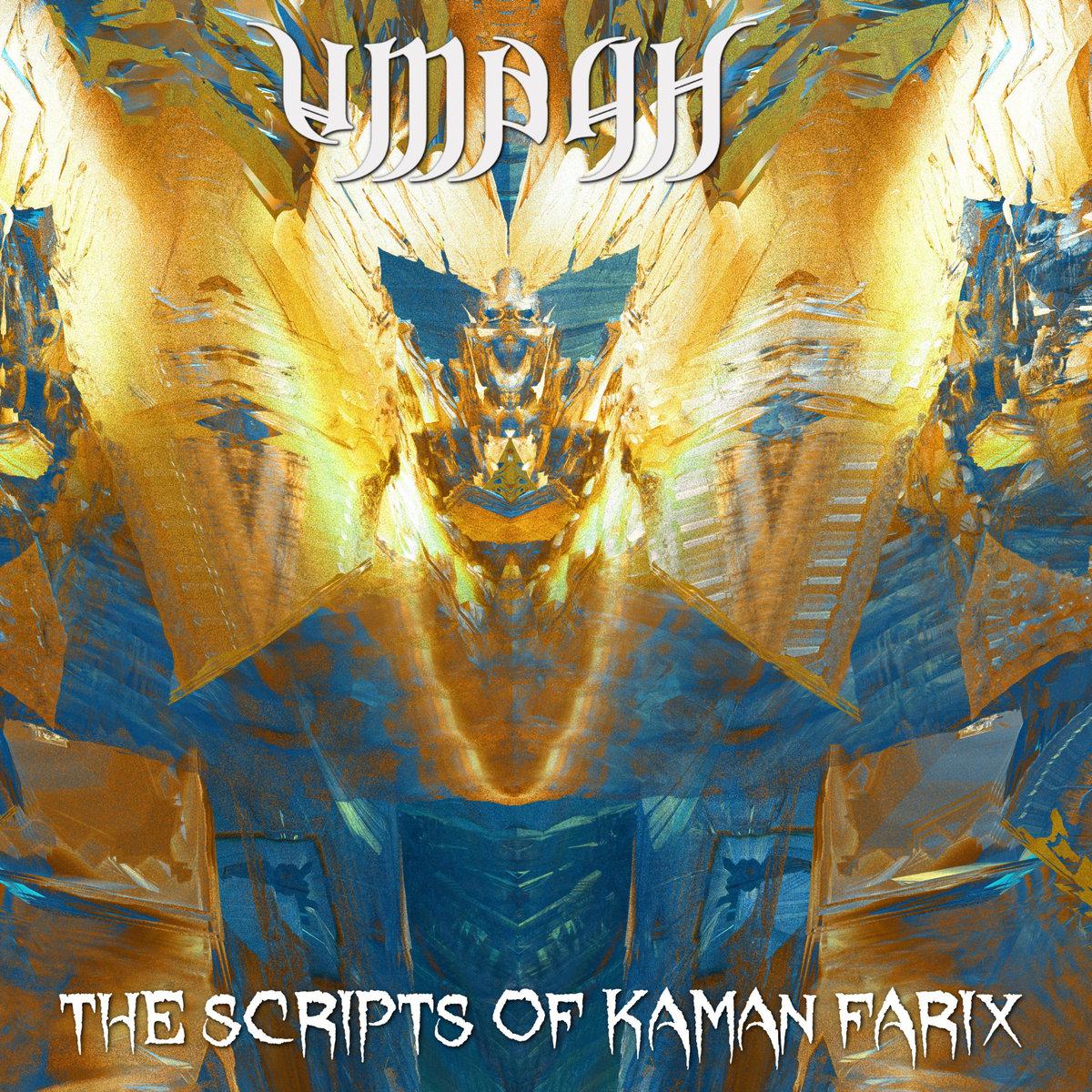 UMBAH - The Scripts of Kaman Farix cover