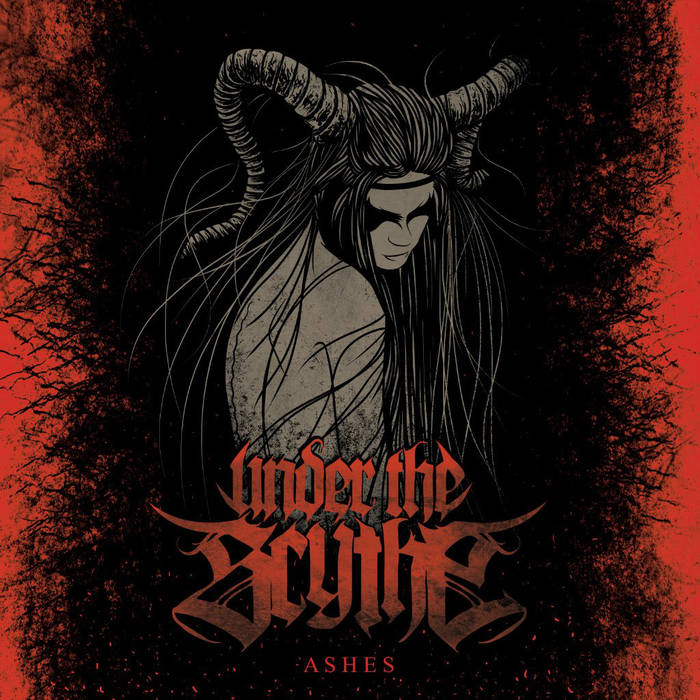UNDER THE SCYTHE - Ashes cover