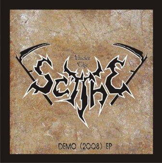 UNDER THE SCYTHE - Demo (2008) EP cover