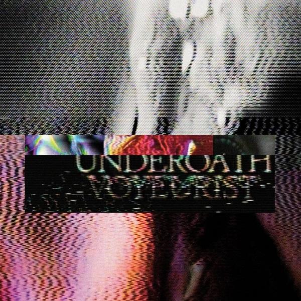 UNDEROATH - Voyeurist cover