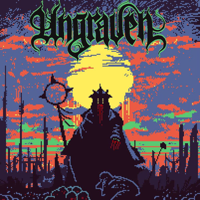 UNGRAVEN - Language Of Longing cover