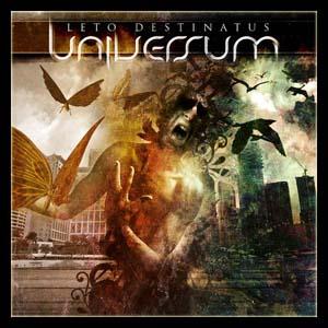 UNIVERSUM - Leto Destinatus cover