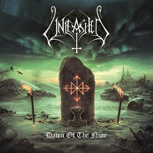 UNLEASHED - Dawn Of The Nine cover