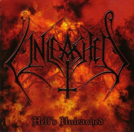 UNLEASHED - Hell's Unleashed cover