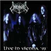 UNLEASHED - Live in Vienna '93 cover