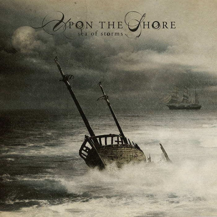 UPON THE SHORE - Sea Of Storms cover