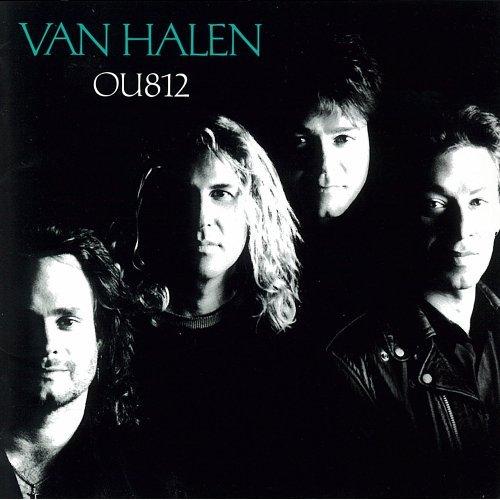 VAN HALEN - OU812 cover