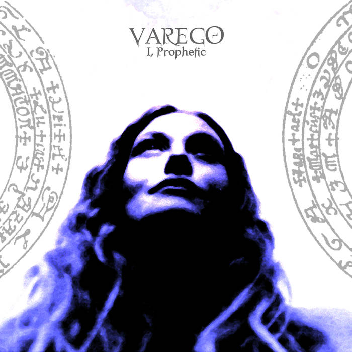 VAREGO - I, Prophetic cover