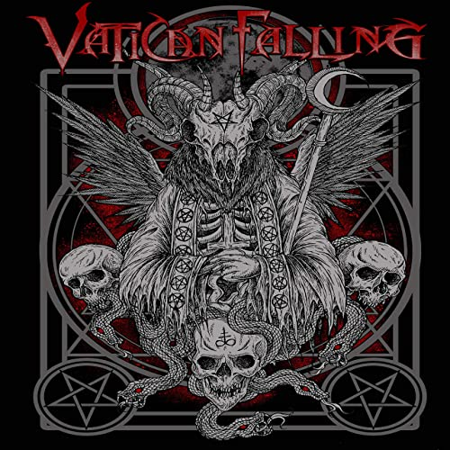 VATICAN FALLING - War cover