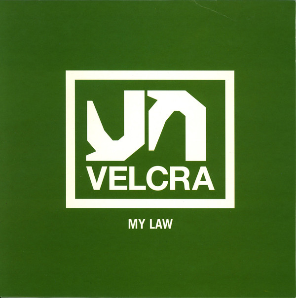 VELCRA - My Law cover