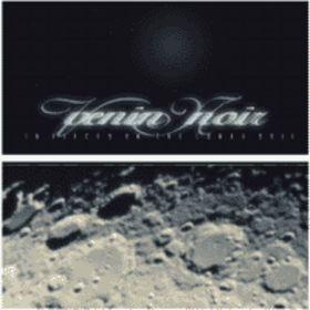 VENIN NOIR - In Pieces on the Lunar Soil cover