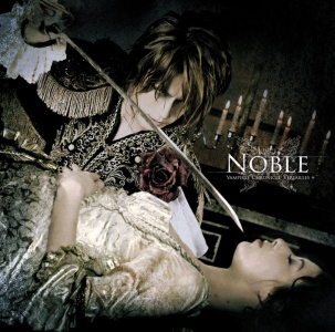 VERSAILLES - Noble cover