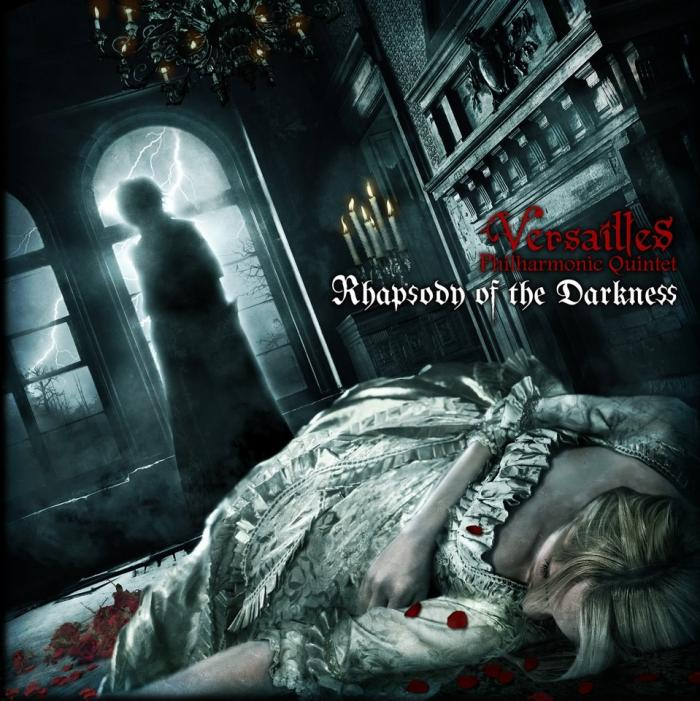 VERSAILLES - Rhapsody of the Darkness cover
