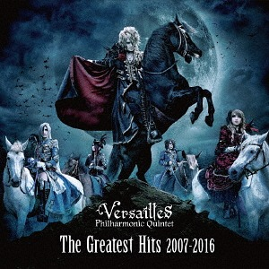 VERSAILLES - The Greatest Hits 2007 - 2016 cover