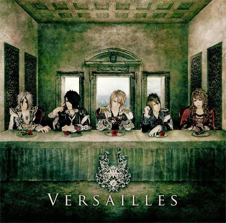 VERSAILLES - Versailles cover