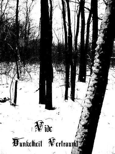 VIDE (CO) - Dunkelheit Vertraumt cover